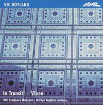 In Transit - Vixen CD cover